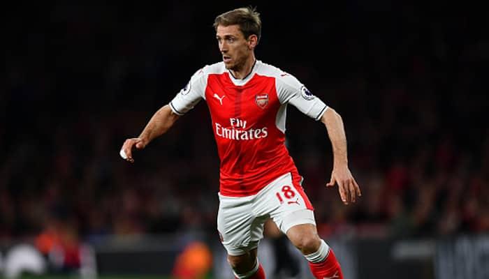 Defender Nacho Monreal leaves Arsenal for Real Sociedad
