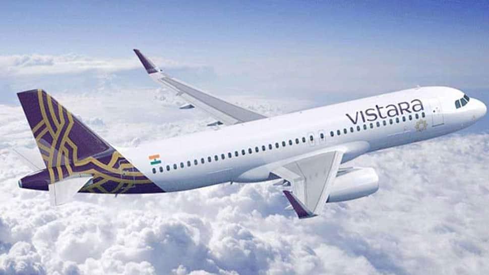 After take-off, Vistara flight landed back in Mumbai due to technical snag