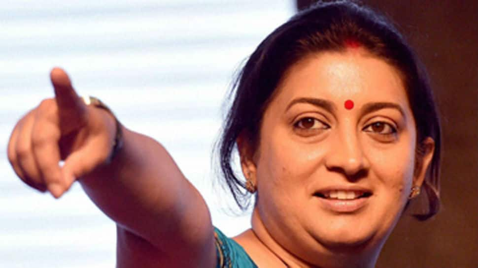Smriti Irani shares meme welcoming the weekend, users react in full agreement