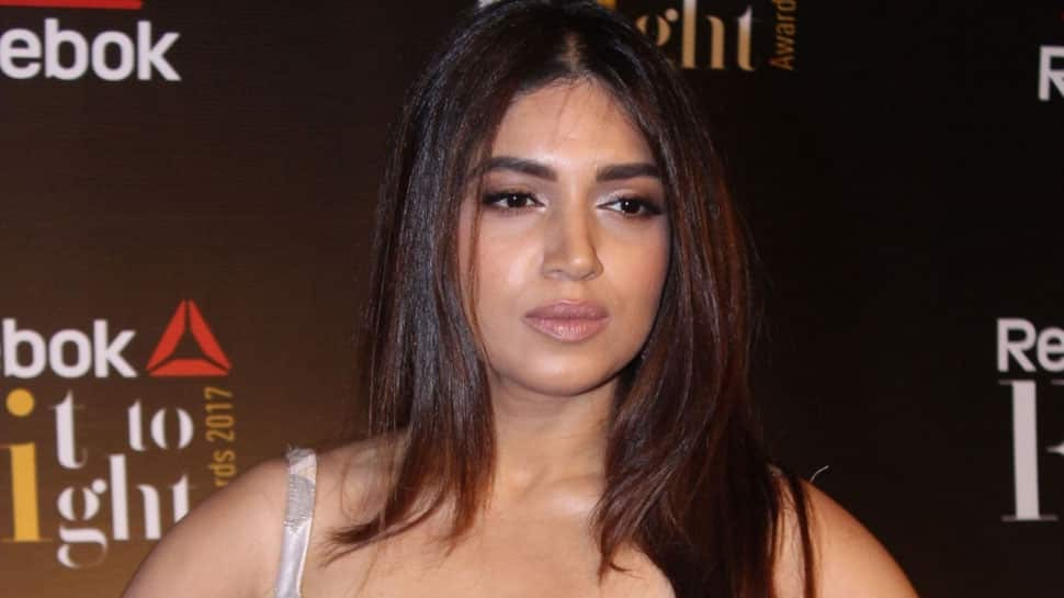 Here's why Bhumi Pednekar is constantly sharing workout updates