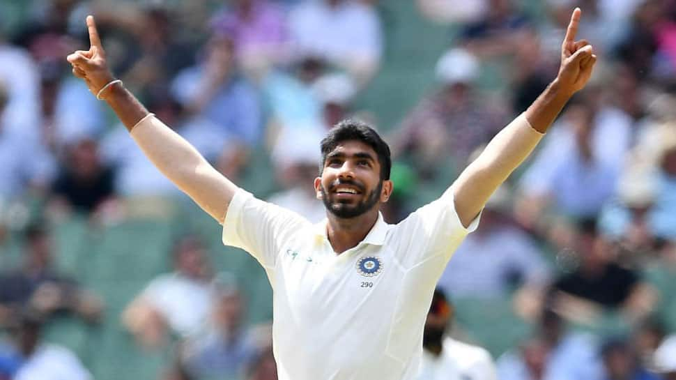 Jasprit Bumrah claims hat-trick to put India on top in second Test against West Indies