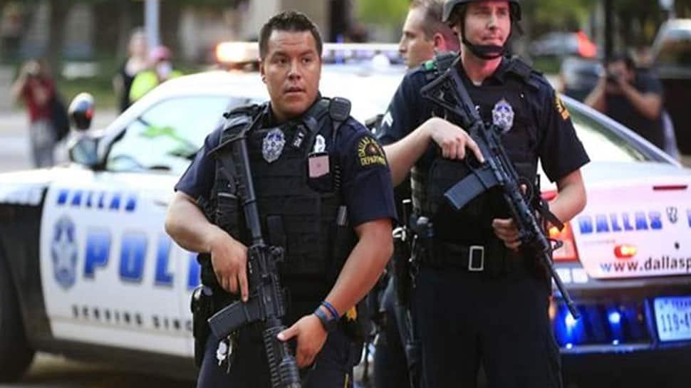 Five killed, 21 injured in Texas firing; gunman shot dead