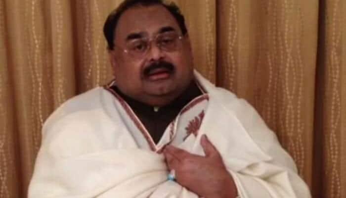 MQM leader Altaf Hussain exposes Pakistan, sings 'Sare Jahan se Accha Hindustan Hamara'