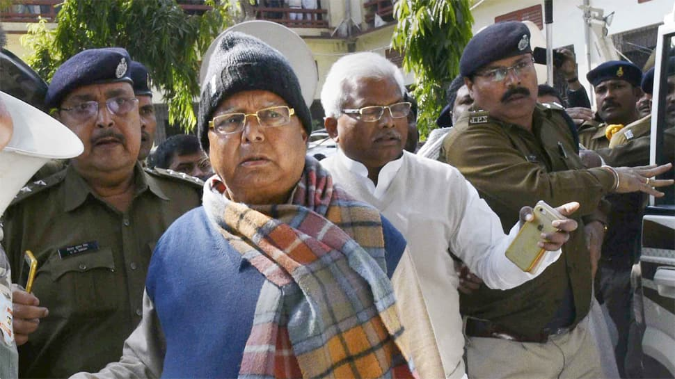 RJD chief Lalu Yadav's health deteriorates, kidney function down to 37%
