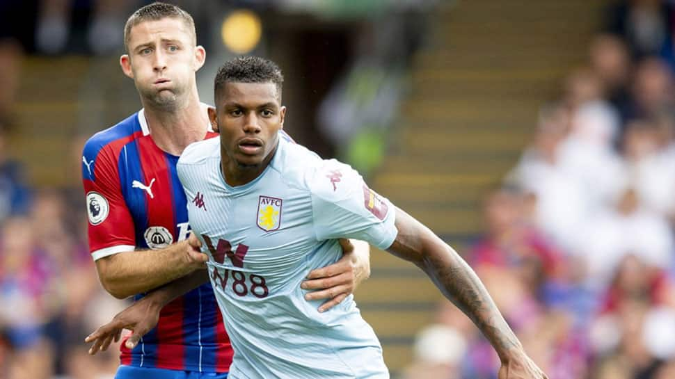 Jordan Ayew breaks Crystal Palace home drought as late Villa goal ruled out