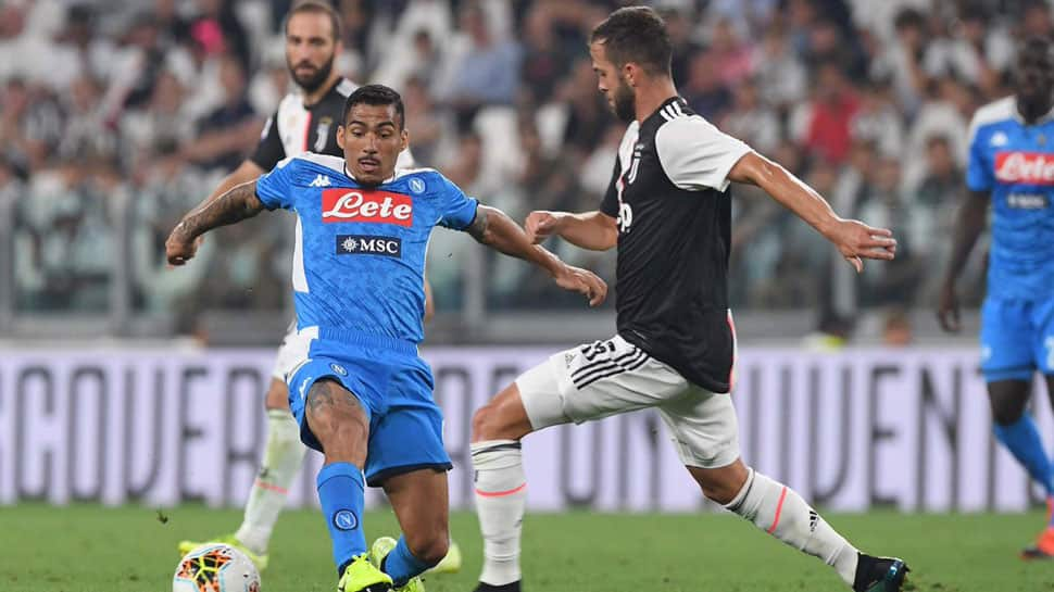 Kalidou Koulibaly own goal hands Juventus dramatic win to ruin Napoli comeback