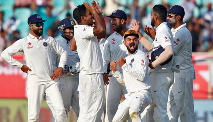 Jamaica Test: India end Day 3 in dominant position, set 468-run target for Windies