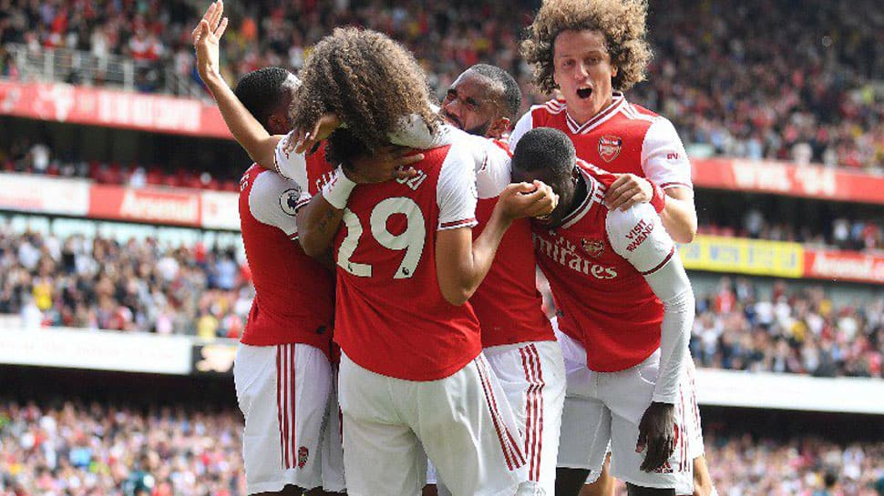 Premier League: Arsenal fight back against Spurs to draw London derby