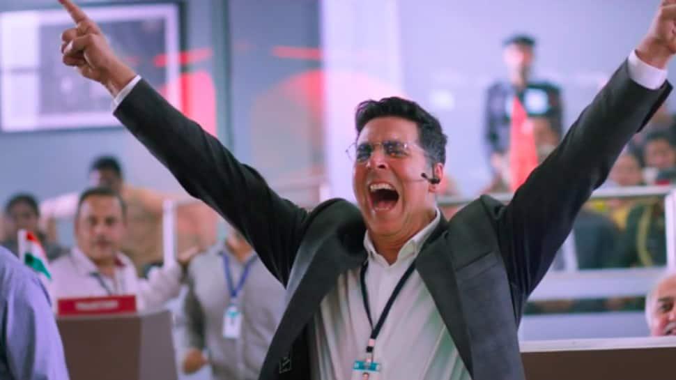 Akshay Kumar's 'Mission Mangal' is a blockbuster—Check Box Office report