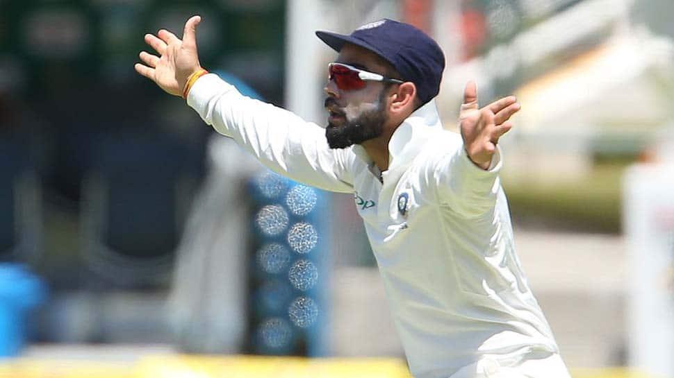 Virat Kohli's overseas Test captaincy record set to become better