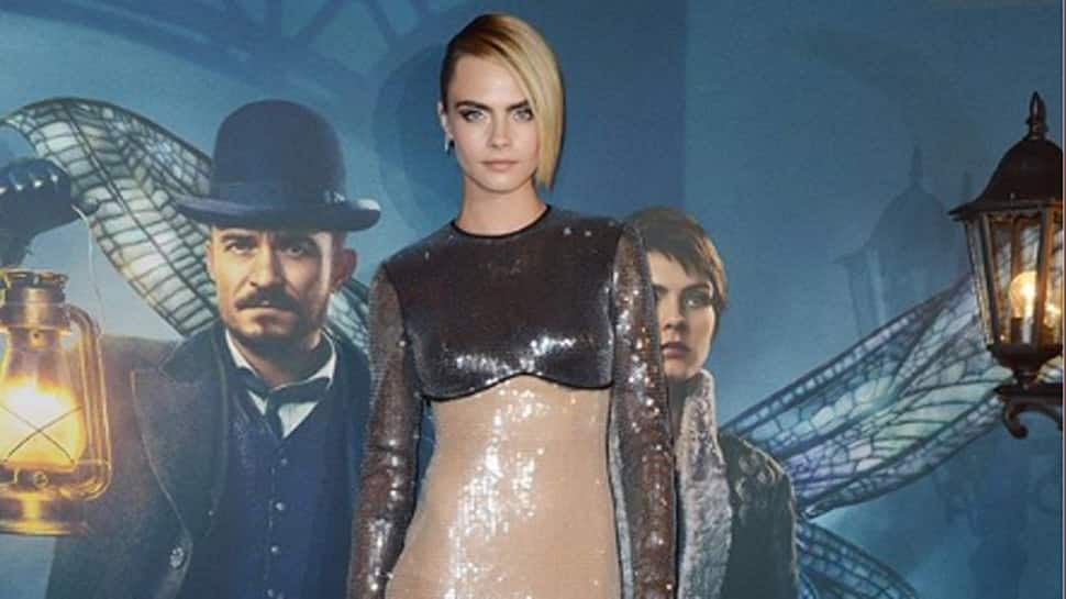 Cara Delevingne says modelling destroyed her movie career