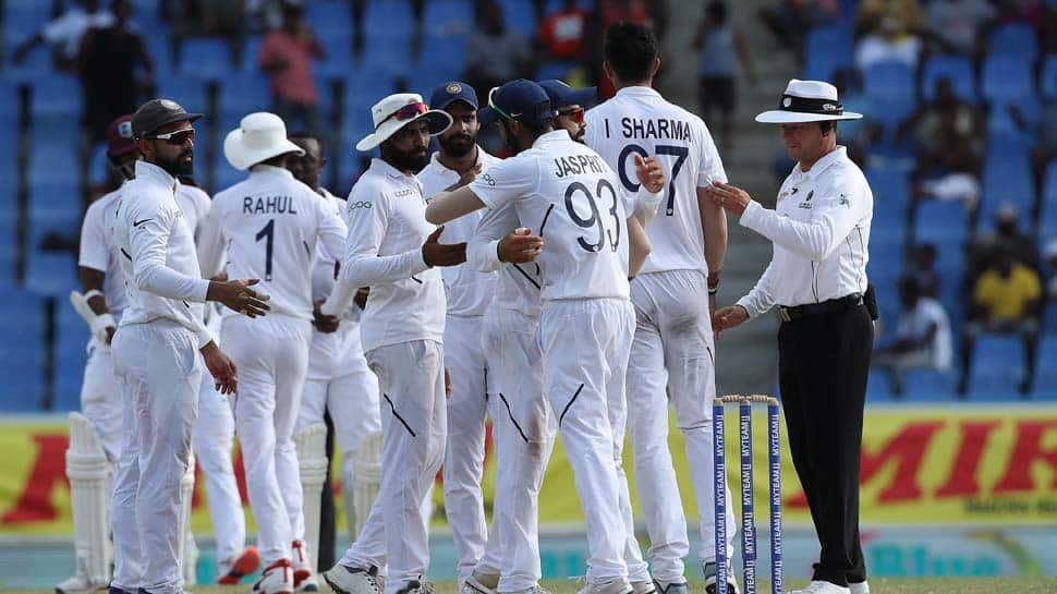 India defeat West Indies by 257 runs to win Test series 2-0