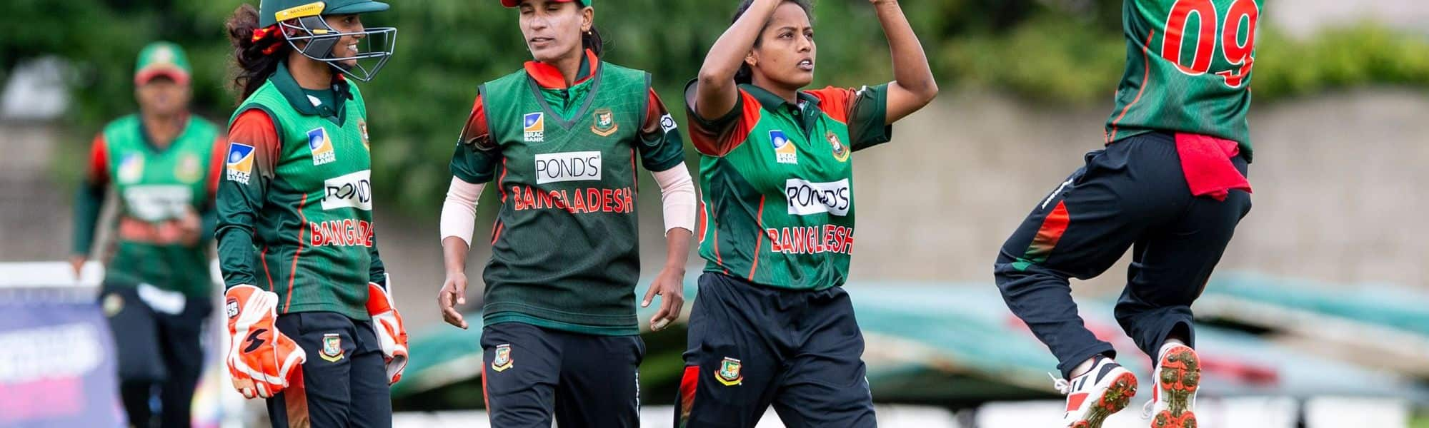 ICC Women's T20 World Cup Qualifier 2019: Bangladesh beat PNG by six runs in rain-hit thriller