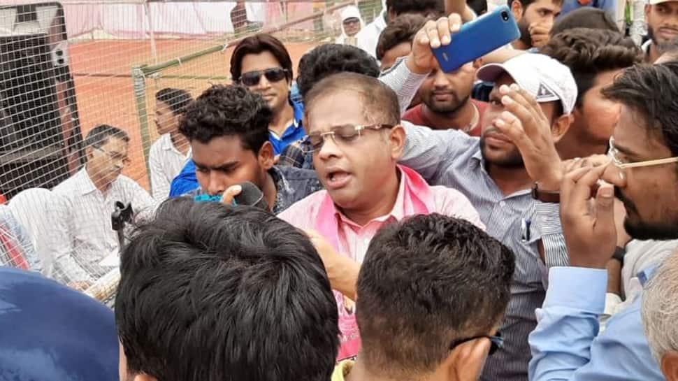Former Chhattisgarh CM Ajit Jogi's son Amit Jogi arrested over citizenship row
