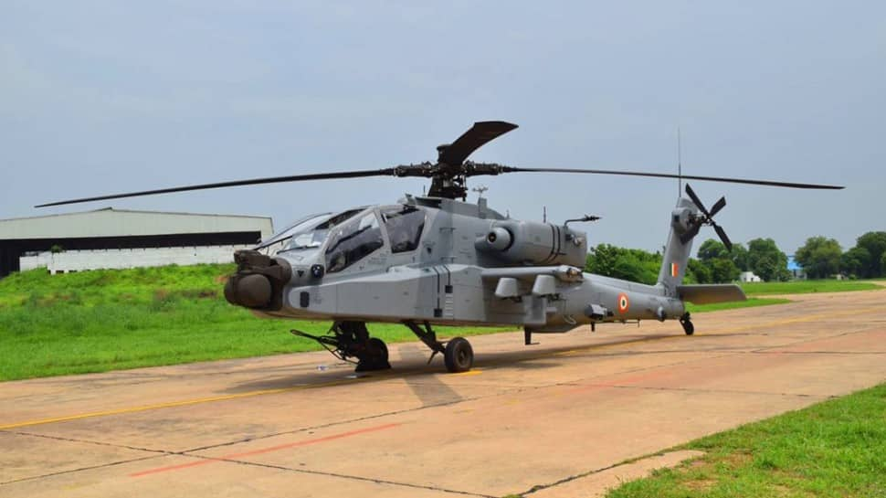 Indian Air Force AH-64E Apache Guardian helicopter, the war machine that can rain hell on enemy