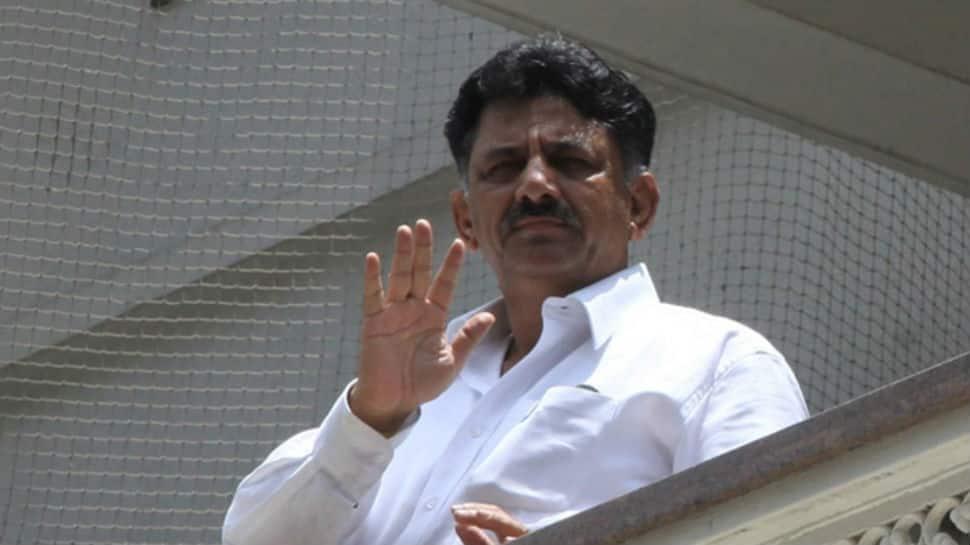 Karnataka Congress leader DK Shivakumar arrested on charges of money laundering