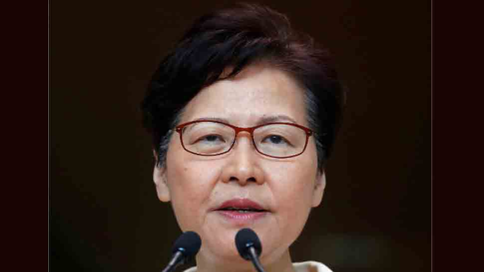 Hong Kong leader withdraws controversial extradition bill