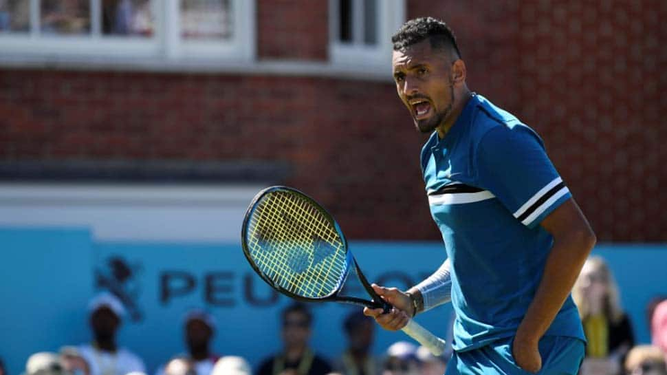 US Open: Tennis great Rod Laver slams Nick Kyrgios' erratic behaviour