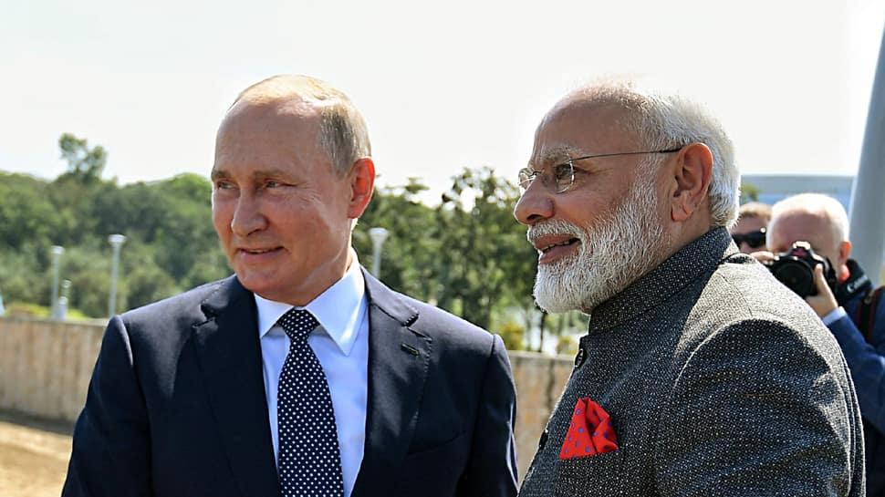 Russian President Vladimir Putin invites Prime Minister Narendra Modi to Victory Day Parade in 2020