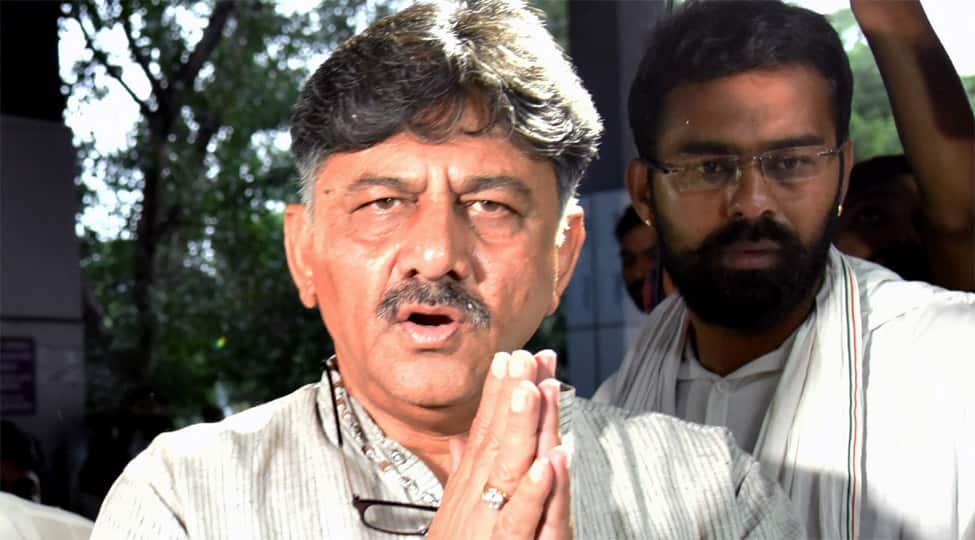 Karnataka Congress leader DK Shivakumar sent to ED custody till September 13 in money laundering case