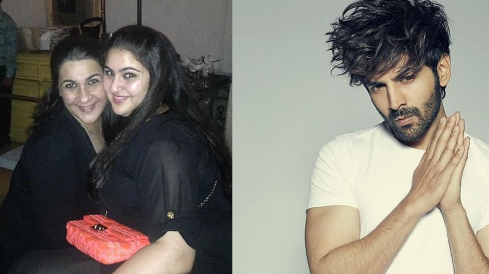 Sara Ali Khan's massive transformation from fat to fit leaves Kartik Aaryan amazed—Pic proof