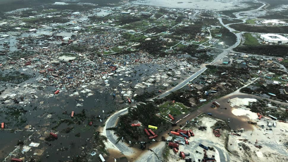 Bahamas staggers from Dorian''s devastation, US coast fears storm surge