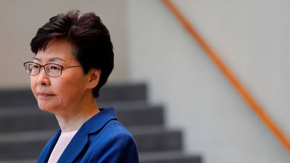 Hong Kong leader to meet media after withdrawing controversial extradition bill