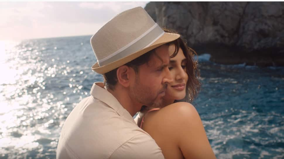 Ghungroo song: Hrithik Roshan, Vaani Kapoor are a visual delight in this peppy track from 'War'—Watch