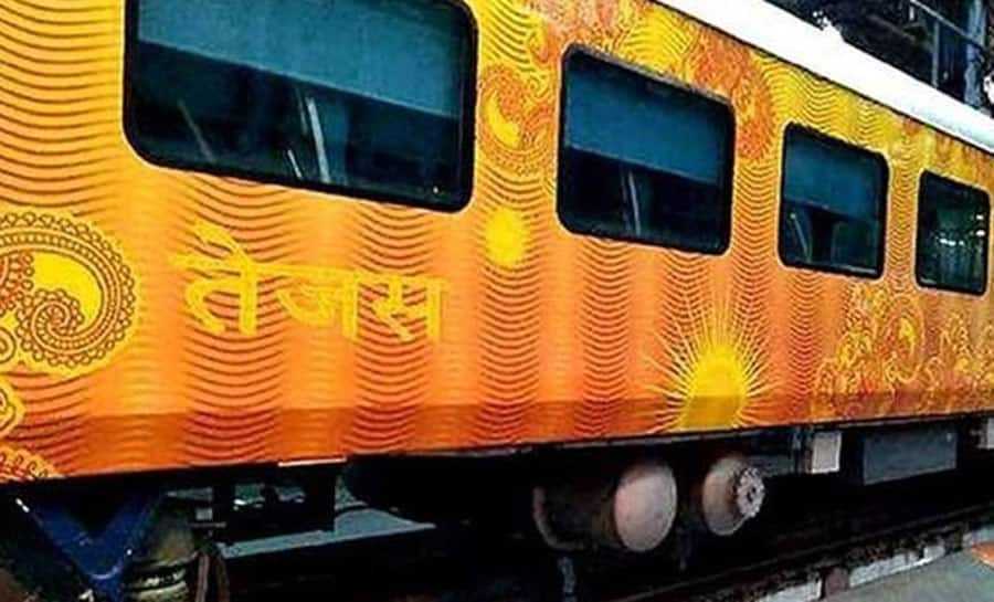 India's first IRCTC-run 'private' train Tejas Express to run from October 4 with airline-style facilities