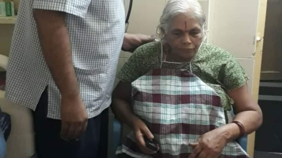 Mom at 74: Woman delivers twin girls in Andhra Pradesh