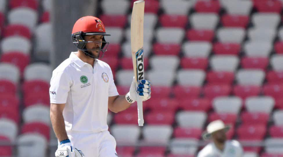 Rahmat Shah becomes 1st Afghanistan player to score Test century