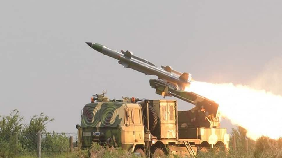 Boost for IAF's firepower as government clears over Rs 5,000 cr Akash missile project