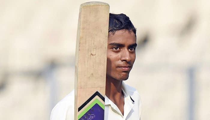 Duleep Trophy Final: Abhimanyu Easwaran's unbeaten 102 takes India Red to 175/2 on Day 2