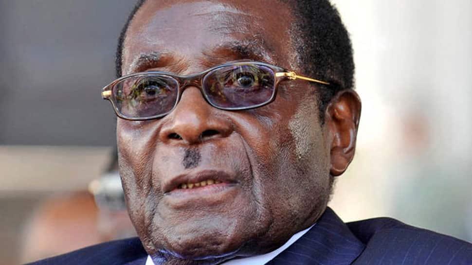 Zimbabwe's former president Robert Mugabe dies aged 95