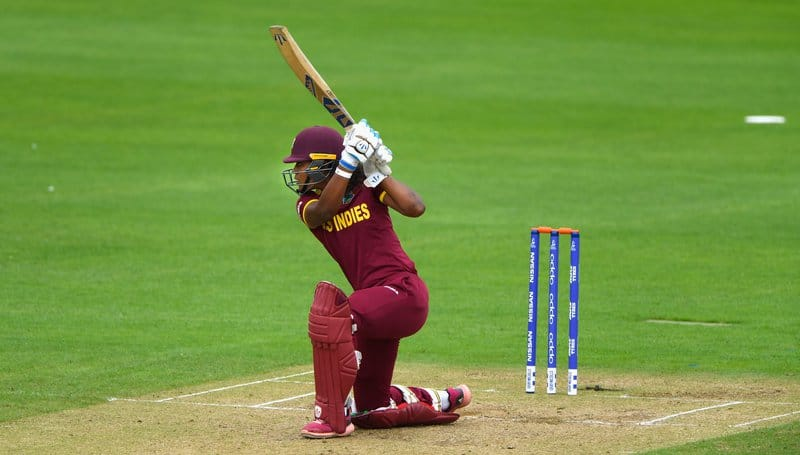 Hayley Matthews withdrawn from West Indies women squad against Australia