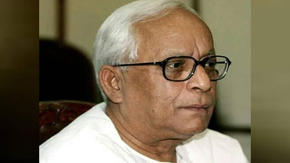 Former West Bengal CM Buddhadeb Bhattacharya admitted in hospital
