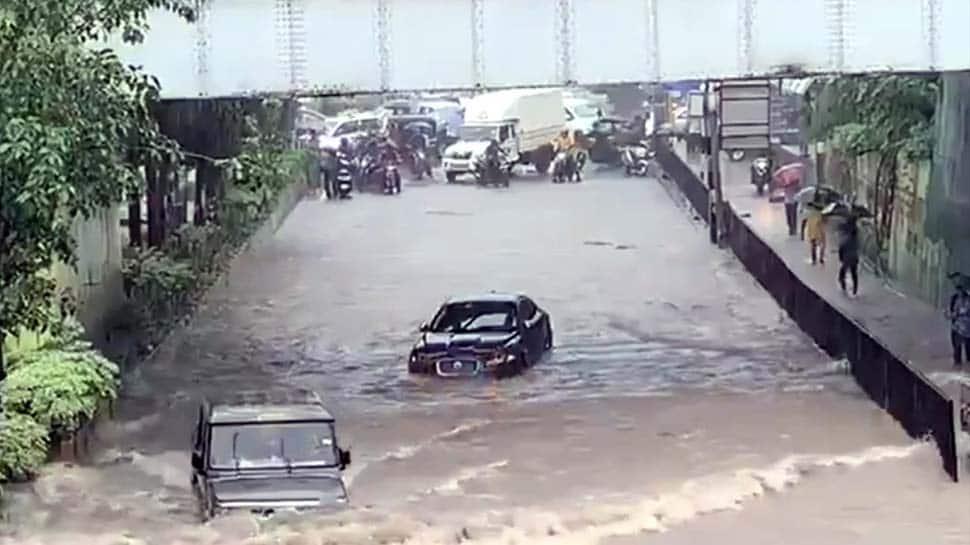 Heavy rains to lash Maharashtra, Madhya Pradesh, Telangana; IMD issues red alert