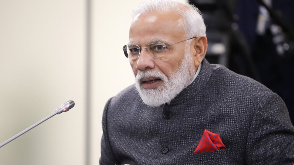From Russia to Chandrayaan-2 launch: Tireless PM Modi's packed schedule