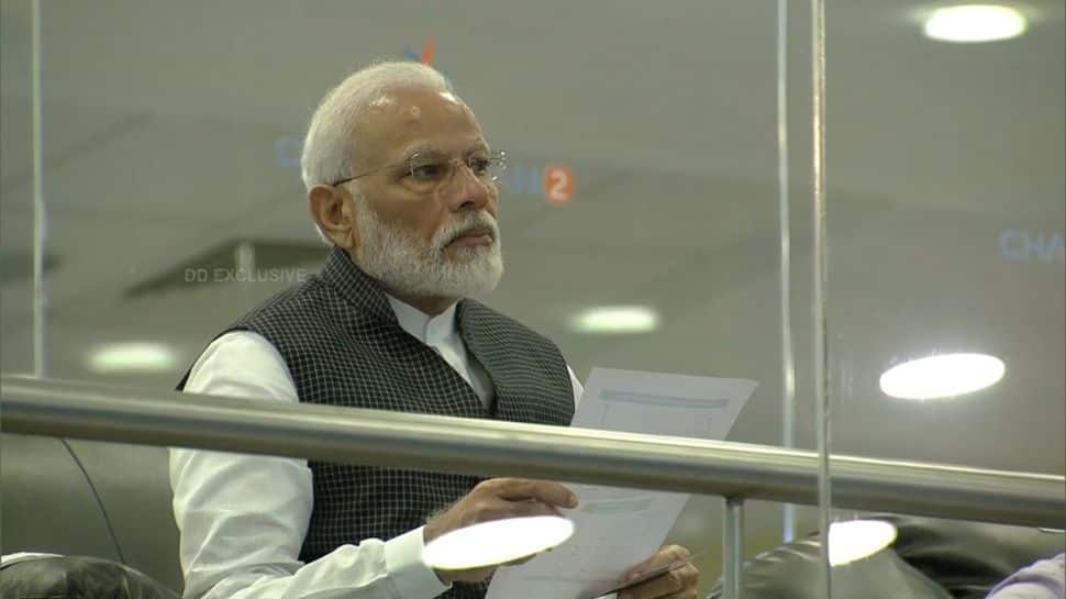 PM Narendra Modi to address nation from ISRO Control Centre in Bengaluru on Saturday