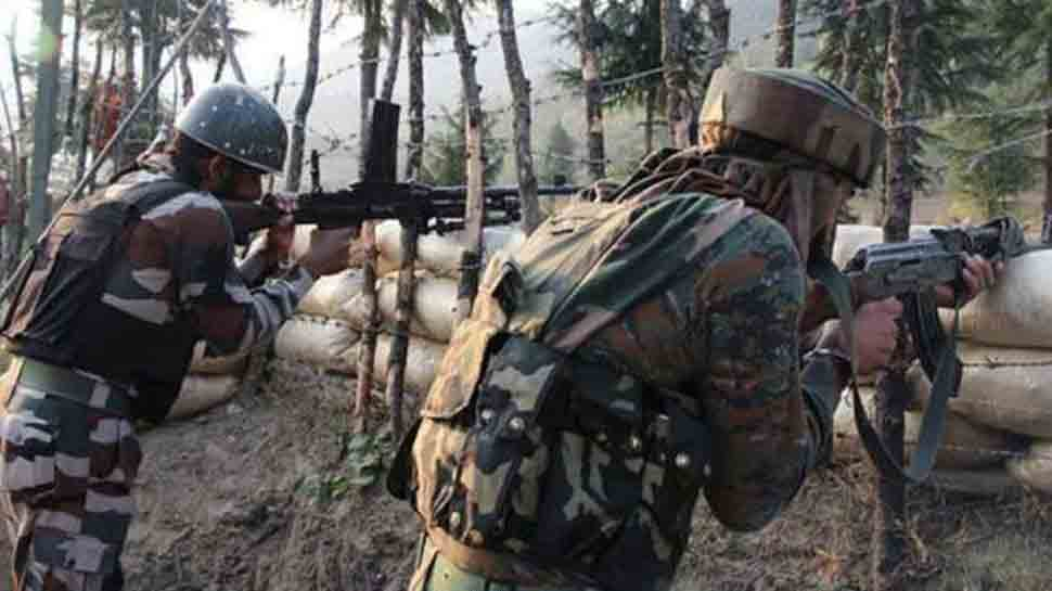 Pakistan violates ceasefire in Jammu and Kashmir's Poonch, Indian Army retaliating