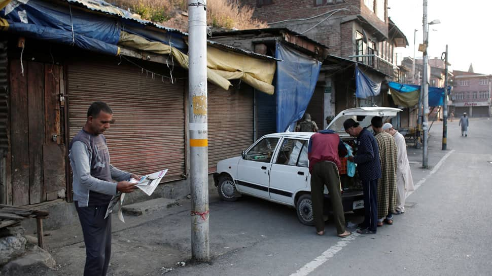 Normalcy returning to Jammu and Kashmir; Internet kiosks installed in all districts