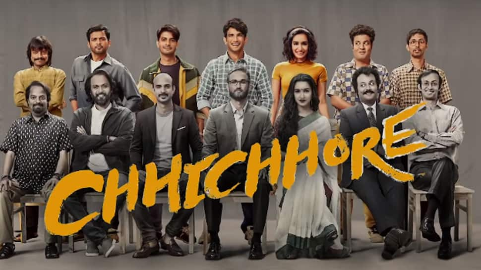 Sushant Singh Rajput- Shraddha Kapoor's 'Chhichhore' gets a decent start—Check out collections