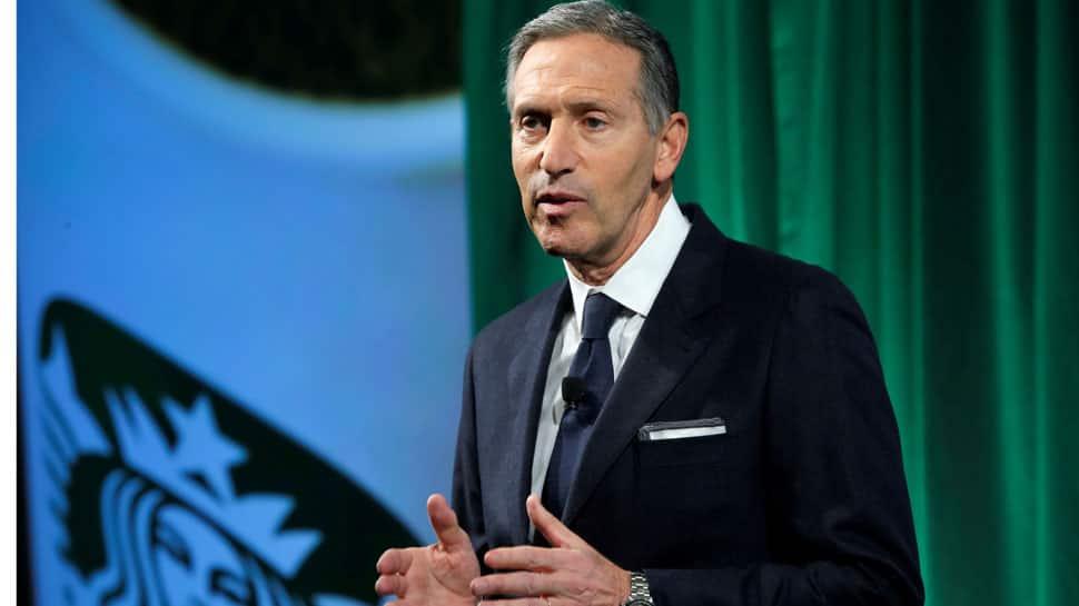 Former Starbucks CEO Howard Schultz abandons USpresidency run