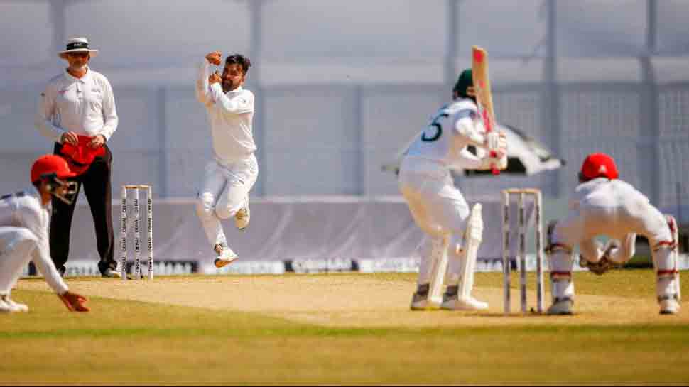 Afghanistan strengthen hold on Bangladesh as lead increases to 374