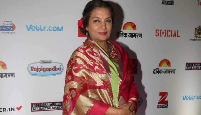 Shabana Azmi reminds people of ongoing dengue menace