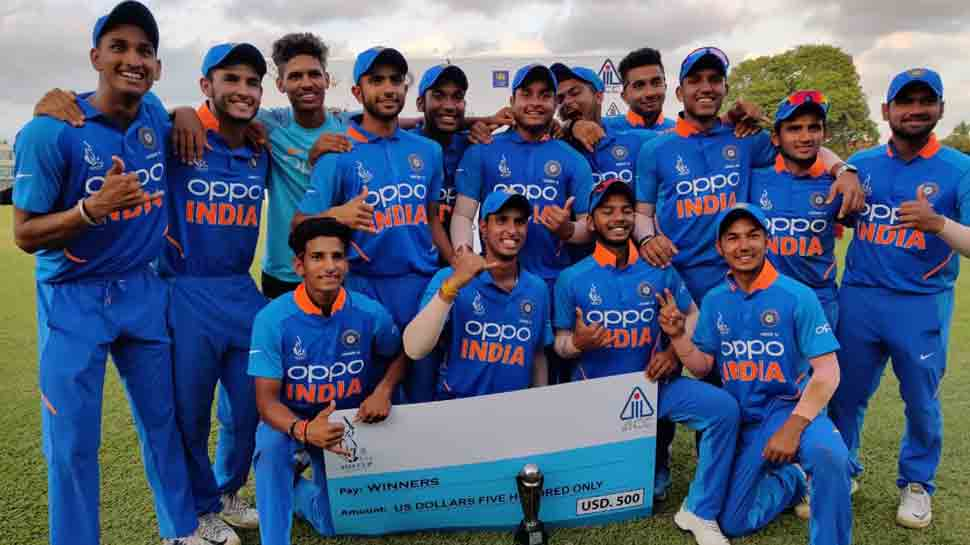 India beat Pakistan by 67 runs in U19 Asia Cup group stage match