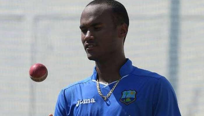 West Indies' Kraigg Brathwaite's bowling action under review again