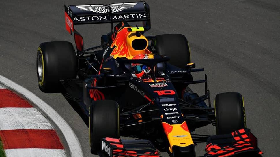 Italian Grand Prix: Alex Peroni crash convinces Pierre Gasly of Halo's worth
