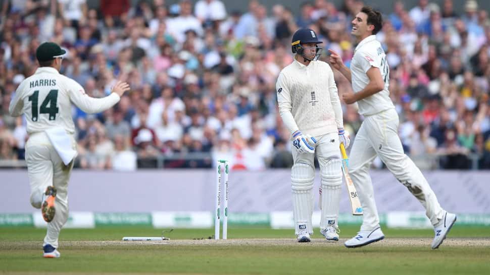 4th Ashes Test: Pat Cummins bowls Australia towards victory as England lose Ben Stokes