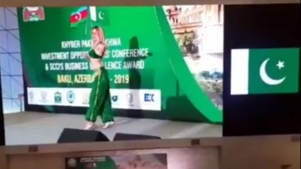 Belly dancers steal the show at Pakistan's global investors summit; Imran Khan faces flak